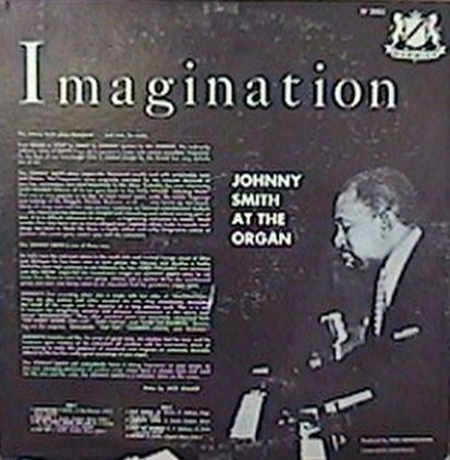 Johnny Hammond Smith - Imagination 1959
