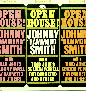 Johnny Hammond Smith - Open House 1963