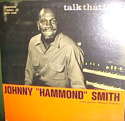 Johnny Hammond Smith - Talk That Talk 1960